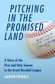 Cover art for PITCHING IN THE PROMISED LAND