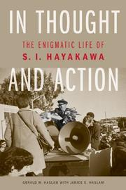 Book Cover for IN THOUGHT AND ACTION