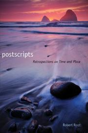 POSTSCRIPTS by Robert Root