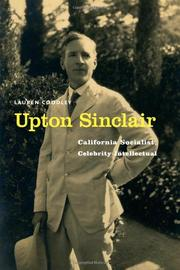 UPTON SINCLAIR by Lauren Coodley