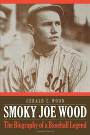 SMOKY JOE WOOD by Gerald C. Wood