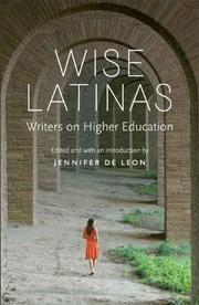 WISE LATINAS by Jennifer De Leon