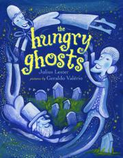 Cover art for THE HUNGRY GHOSTS