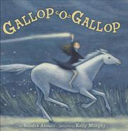 GALLOP-O-GALLOP by Sandra Alonzo