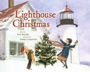 A LIGHTHOUSE CHRISTMAS by Toni Buzzeo