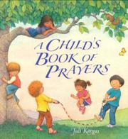 Cover art for A CHILD'S BOOK OF PRAYERS