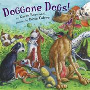 Cover art for DOGGONE DOGS!