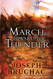 Cover art for MARCH TOWARD THE THUNDER