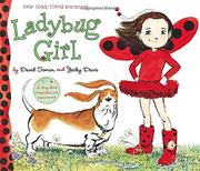 Cover art for LADYBUG GIRL