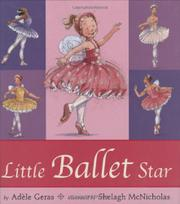 LITTLE BALLET STAR by Adèle Geras
