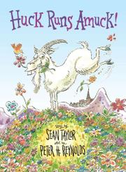 Book Cover for HUCK RUNS AMUCK!