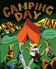Book Cover for CAMPING DAY