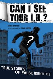 Book Cover for CAN I SEE YOUR I.D.?