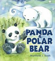 PANDA & POLAR BEAR by Matthew J. Baek