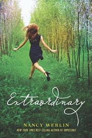 Book Cover for EXTRAORDINARY