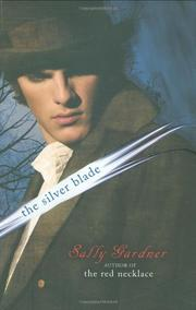 Cover art for THE SILVER BLADE