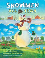 Book Cover for SNOWMEN ALL YEAR