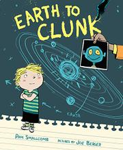 Cover art for EARTH TO CLUNK