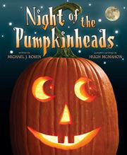 Book Cover for NIGHT OF THE PUMPKINHEADS