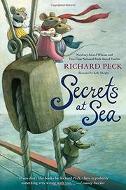 Cover art for SECRETS AT SEA