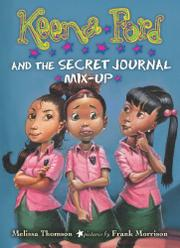 Cover art for KEENA FORD AND THE SECRET JOURNAL MIX-UP