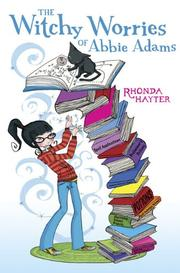 Cover art for THE WITCHY WORRIES OF ABBIE ADAMS
