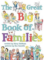 Cover art for THE GREAT BIG BOOK OF FAMILIES