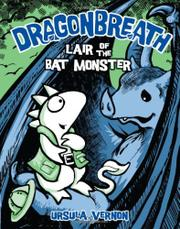 Cover art for LAIR OF THE BAT MONSTER