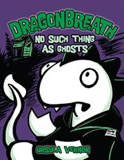 Book Cover for DRAGONBREATH