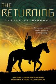 Cover art for THE RETURNING