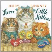 Book Cover for THREE LITTLE KITTENS