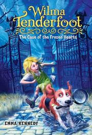 Book Cover for THE CASE OF THE FROZEN HEARTS
