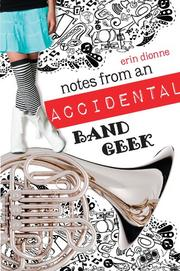 Book Cover for NOTES FROM AN ACCIDENTAL BAND GEEK