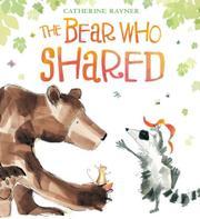 Cover art for THE BEAR WHO SHARED