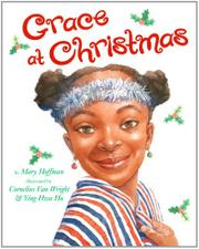GRACE AT CHRISTMAS by Mary Hoffman
