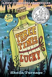 Cover art for THREE TIMES LUCKY