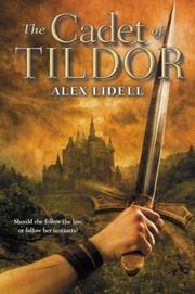 THE CADET OF TILDOR by Alex Lidell