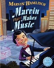 Cover art for MARVIN MAKES MUSIC