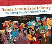 HANDS AROUND THE LIBRARY by Susan L. Roth