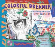 Book Cover for COLORFUL DREAMER