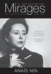MIRAGES by Anaïs Nin