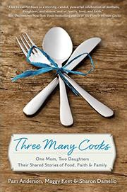 THREE MANY COOKS by Pam Anderson