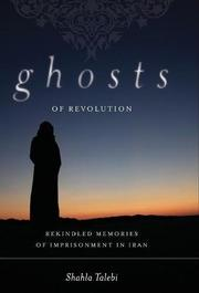 Cover art for GHOSTS OF REVOLUTION