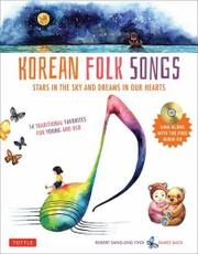 KOREAN FOLK SONGS by Robert Sang-Ung Choi