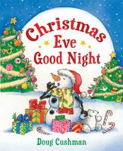 Book Cover for CHRISTMAS EVE GOOD NIGHT