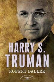 Cover art for HARRY S. TRUMAN