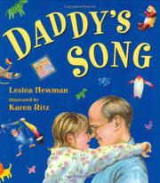 Cover art for DADDY'S SONG