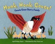 Book Cover for HONK, HONK, GOOSE!