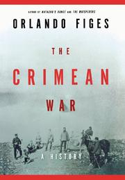 Book Cover for THE CRIMEAN WAR