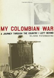 Book Cover for MY COLOMBIAN WAR